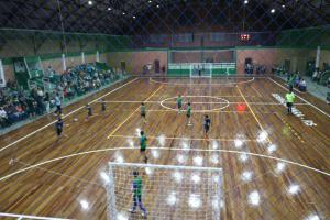 Reinauguração do Ginásio de Esportes