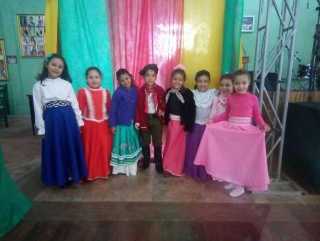 Escola Norberto participa da Semana Farroupilha