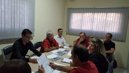 Governo Municipal se reune com Legislativo