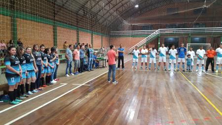 Campeonato de Futsal começou no sábado (11)