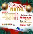 Festas de Natal acontecem por todo município