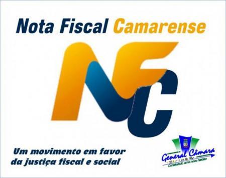 Resultado do Sorteio da Nota Fiscal Camarense