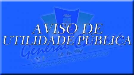 Administração realizará Audiência Pública para tratar de Saneamento Básico