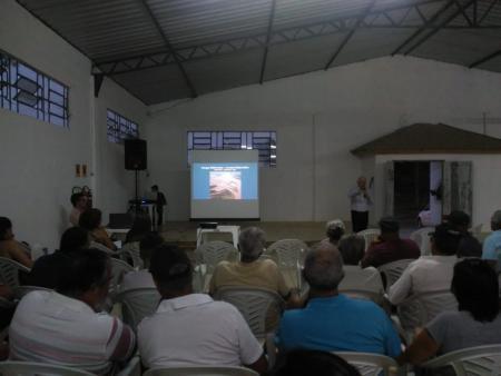 Reunião apresenta projeto do Parque Hidroviário para população da Volta do Barreto