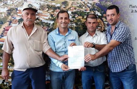 Reunião com Associação da Patrulha Agrícola
