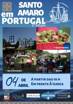 Santo Amaro em Portugal