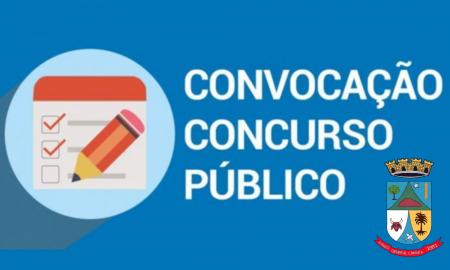 22ª Convocação do Concurso Público Municipal