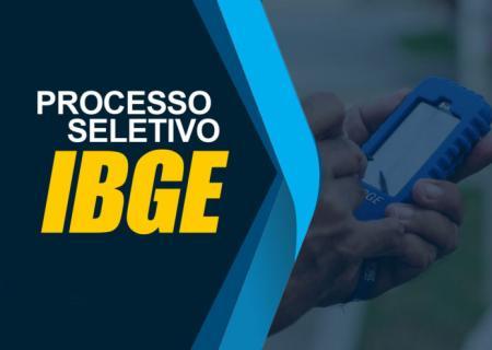 Processo Seletivo Simplificado do IBGE
