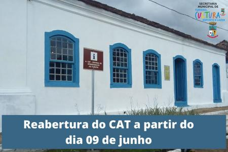 Reabertura do CAT