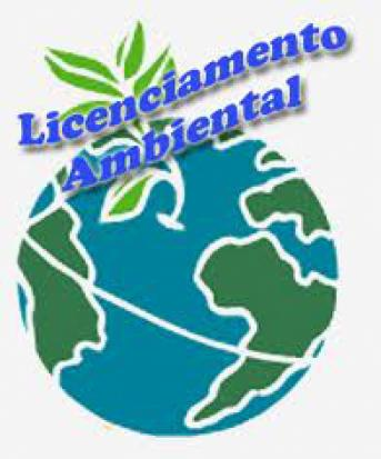 Logotipo do serviço: Licenciamento Ambiental